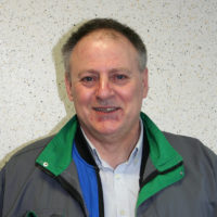 Pascal BERNARD, responsable logistique